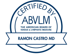 Dr. Ramon Castro is ABVLM-Certified